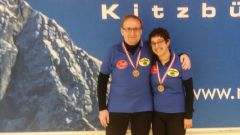 Staatsmeisterschaft Mixed Doubles 2017: Bronze
