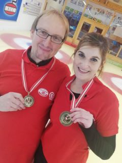 Staatsmeisterschaft Mixed Doubles 2019: Bronze