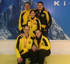 Staatsmeisterschaft Mixed 2010: Bronze