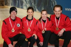 Staatsmeisterschaft Mixed 2011: Gold