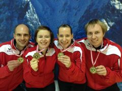 Staatsmeisterschaft Mixed 2015: Bronze