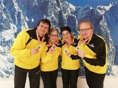 Staatsmeisterschaft Mixed 2020: Gold