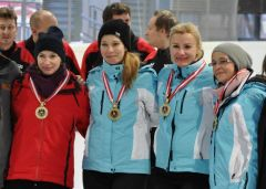 Staatsmeisterschaft Damen 2012: Gold