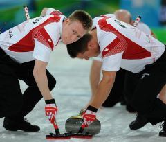 Marc Kennedy und Ben Hebert (CAN)